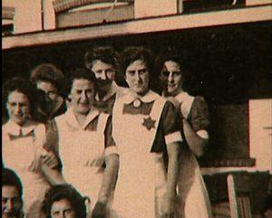 Frau van Gelder Krankenschwester copy