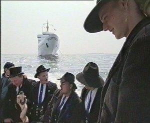 Losgehen-Boot