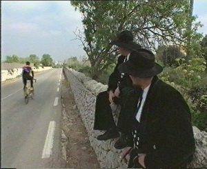 Losgenhen-Radfahrer