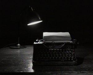 specht - schreibmaschine