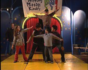 Zirkus Mignon Pyramide