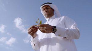 Katar Mangroven Mohmed vu Leaves